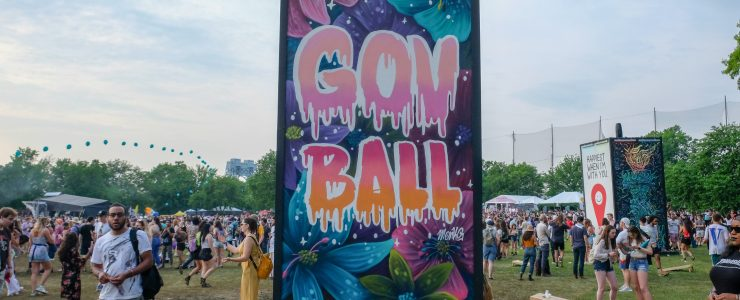Coverage – The Governors Ball Music Festival – The Mural Project 2019, Randall's Island, NYC