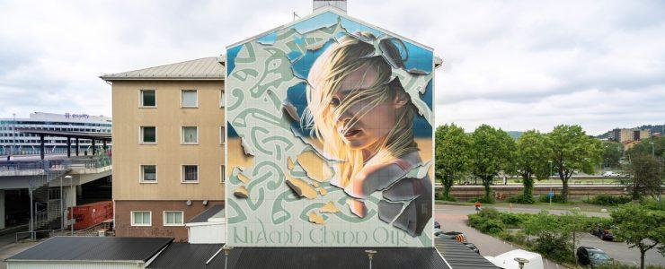 James Bullough in Sweden for Artscape Festival