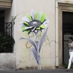 Fresh Flowers by Ludo in Paris