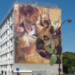 """""""Martine in the forest"""" by Telmo Miel in Versailles, France"""