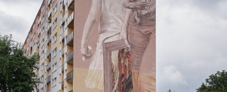 Guido van Helten in Poland for Urban Forms