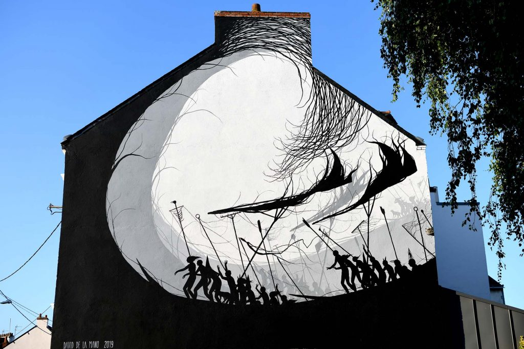 """Before The Silence"" by David De La Mano in Saint-Nazaire, France"