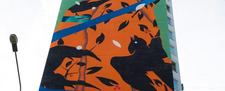 """""""Innocence"""" by Sabek in Odintsovo for Urban Morphogenesis"""