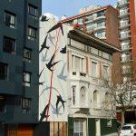 """Blue Sky That Travels"" by David De La Mano in Montevideo, Uruguay"