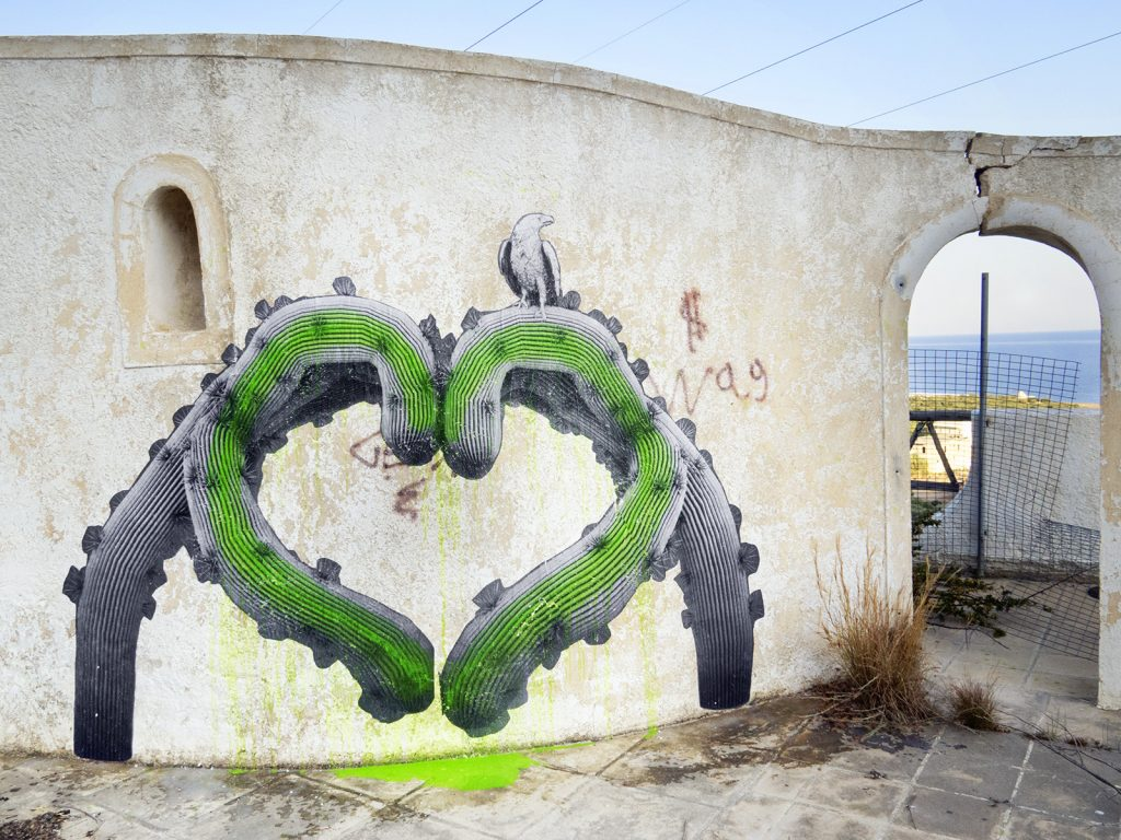 """A Residency That No One Asked For"" by Ludo in Greece"