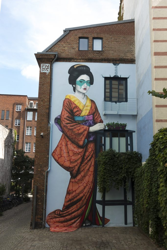"""Engeika"" by Fin DAC in Berlin, Germany"