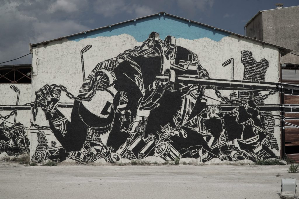 """CheckPoint"" by M-CITY in Sicily"