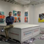 "Interview & Coverage – Tristan Eaton ""Strange Future"" An Exhibition of New Works NYC"