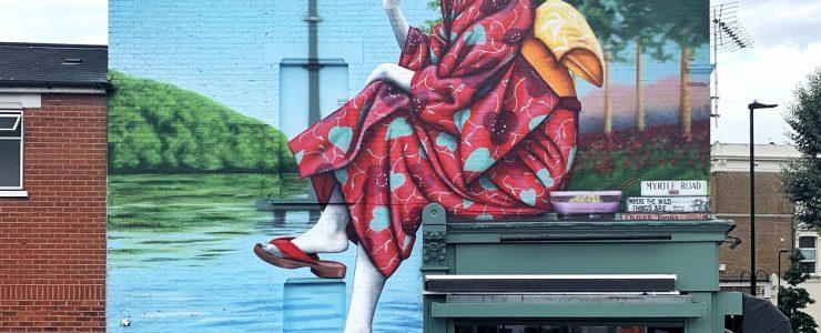 """""""Shisoka"""" by Fin DAC in London"""