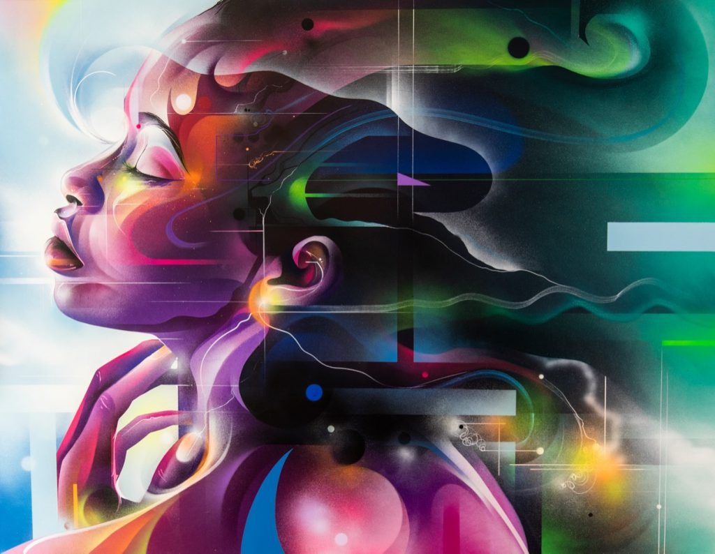 "Mr Cenz ""Soul Searching"" Solo Show @ NYC's 212 Arts – October 17th"