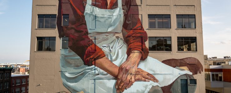 """The Unsung Hero"" by Case Ma'claim in Milwaukee"
