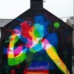 """""""Dolores O'Riordan"""" by Aches in Limerick, Ireland"""