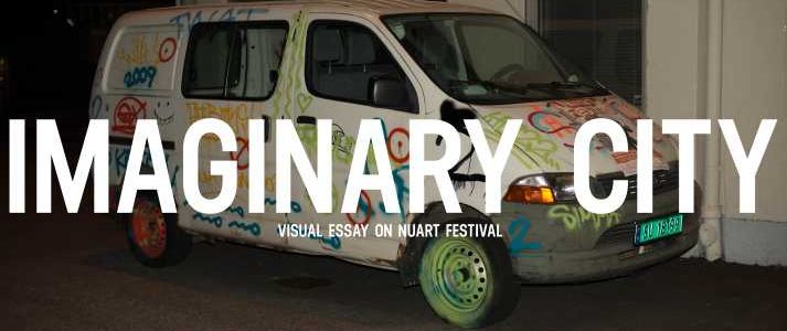 """Imaginary City"" Embraces The History of Norway's Nuart Festival"