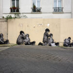 Sortilèges by Levalet in Paris, France
