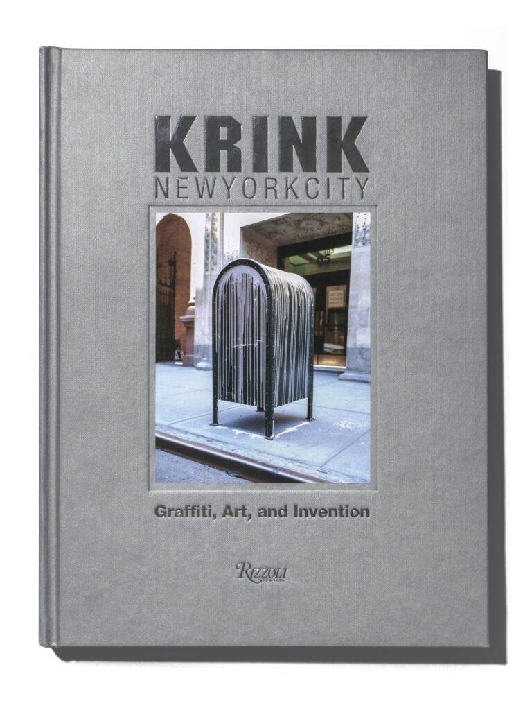 Books: KRINK New York City: Graffiti, Art, and Invention
