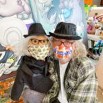 Ron English is selling Face Masks for a Great Cause!