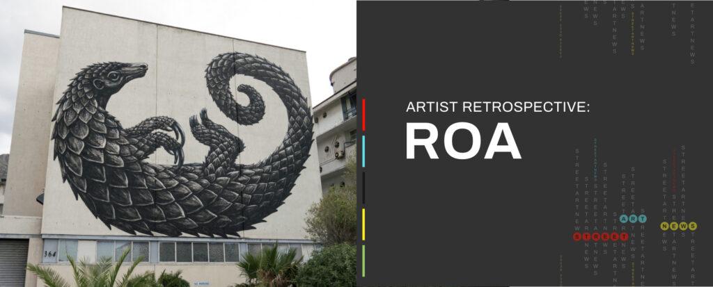 Artist Retrospective: ROA