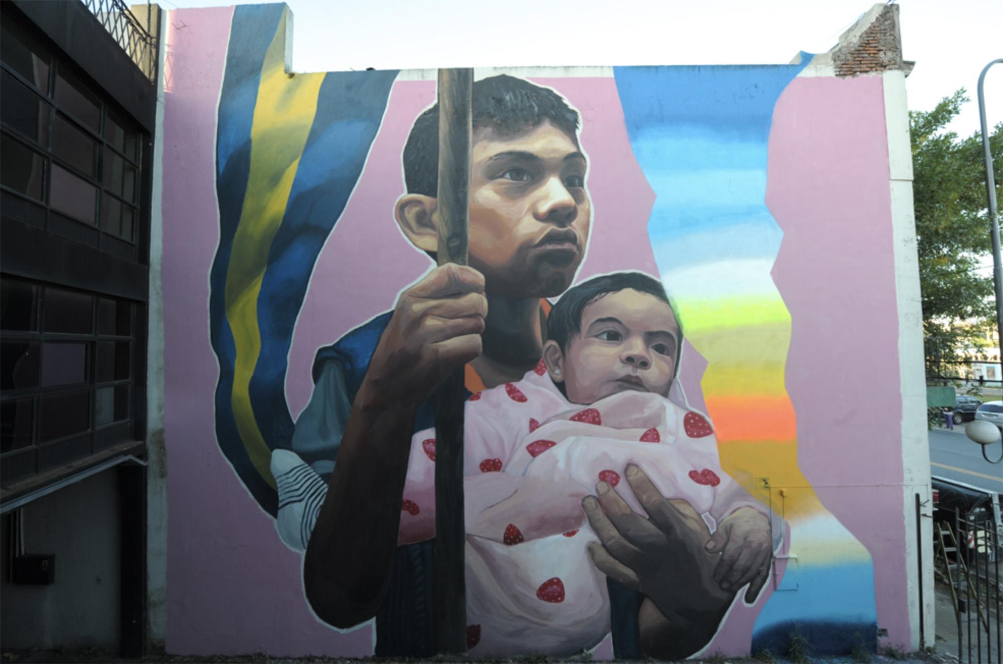 Top 15 dos Murais sobre Crianças Artes & contextos Ever1
