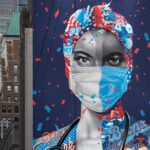 """Now & Forever"" by Tristan Eaton in New York"