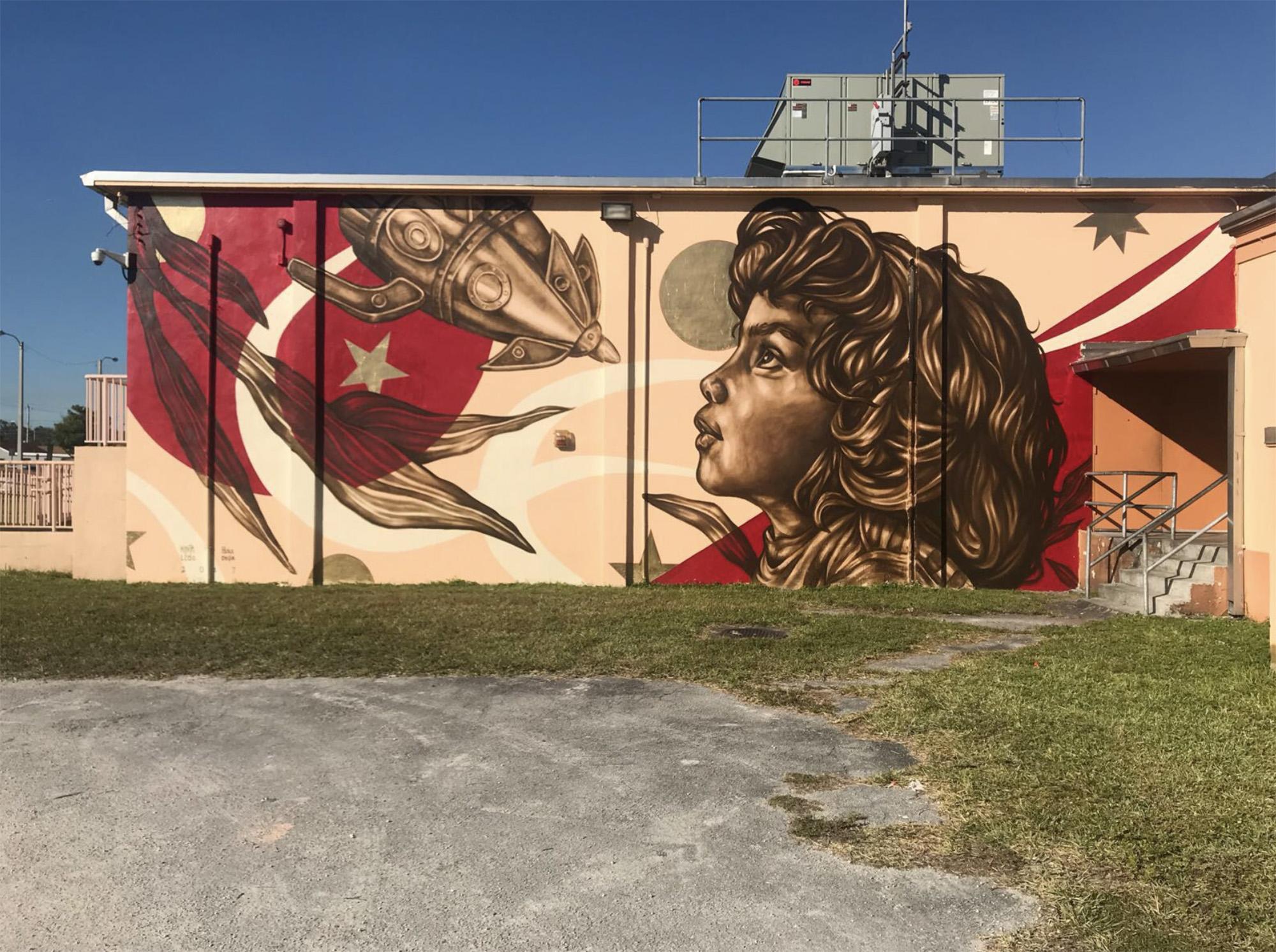 Top 15 dos Murais sobre Crianças Artes & contextos Ledo1