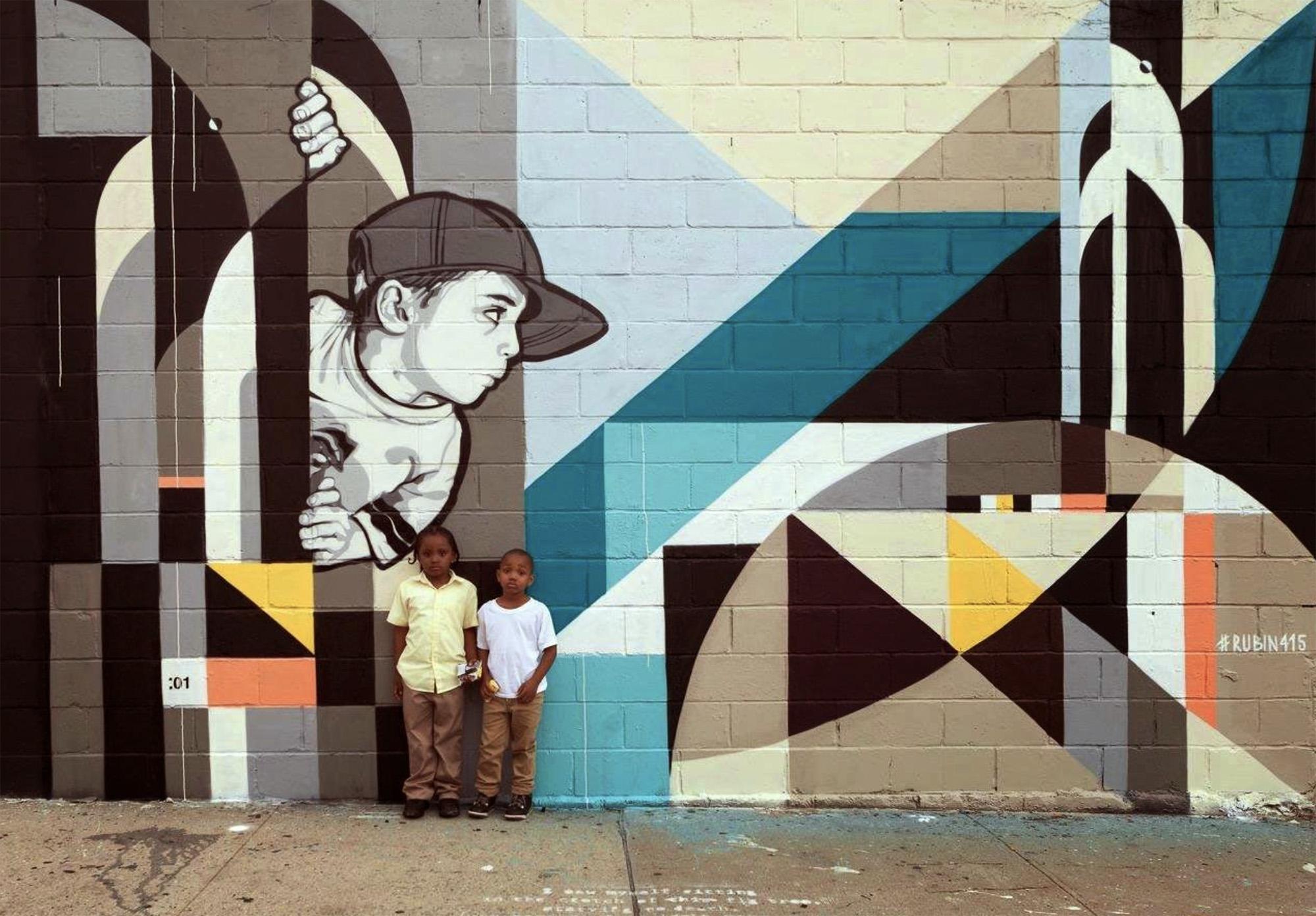 Top 15 dos Murais sobre Crianças Artes & contextos joe1