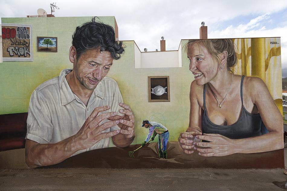 """""""Escenografia Alimentaria"""" by Sabotaje Al Montaje in Tenerife, Spain"""