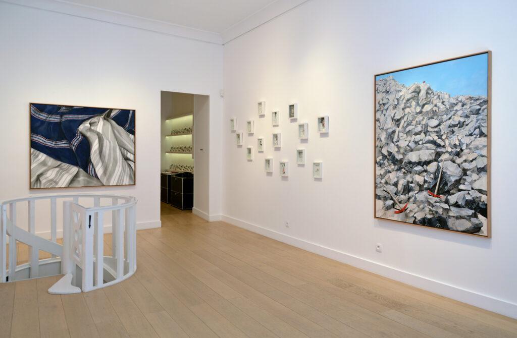 """""""Le plan sur la gommette"""" Exhibition by Ella & Pitr in Paris"""