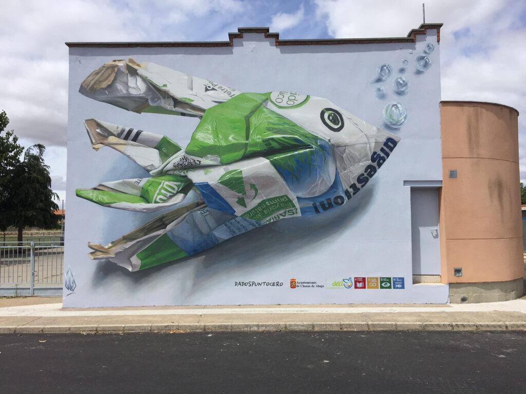 """""""Tetra Fish"""" by Dados Punto Cero in Spain"""