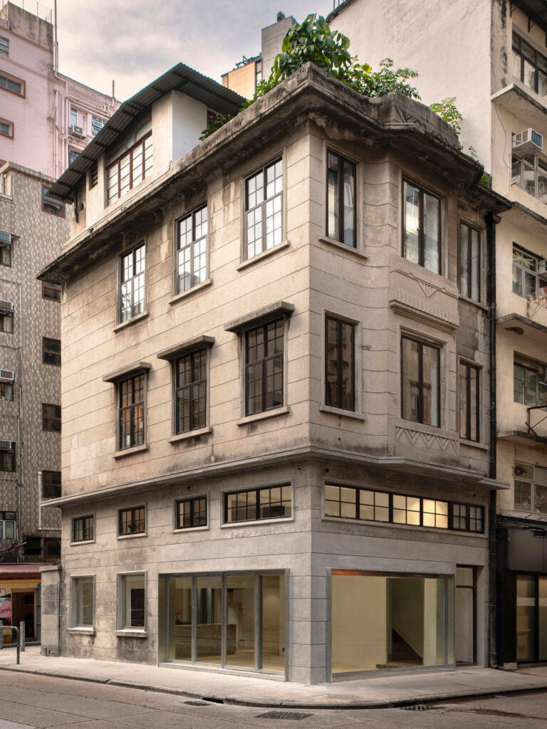 THE SHOPHOUSE by UNVEIL LIMITED in Tai Hang, Hong Kong