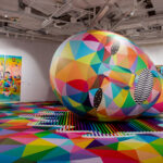 """""""KAOS TRIP: A Color Journey by Okuda San Miguel"""" in Guangzhou, China"""