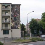 """Il mondo di sopra"" by VESOD in Milan,Italy"