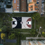 Nomad Carpet by Guerrilla Spam in Milan, Italy