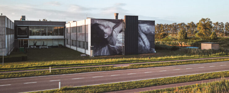 5th Anniversary Edition of The Crystal Ship in Ostend, Belgium