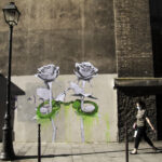 """Social Distancing"" by Ludo in Paris, France"