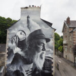 """""""The Old Man and the Sea 2.0"""" by AERO in Morlaix, France"""