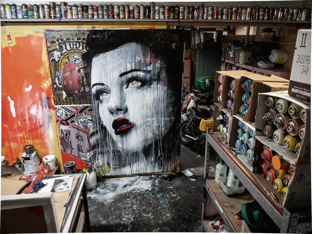 Rone, Imagem do Atelier