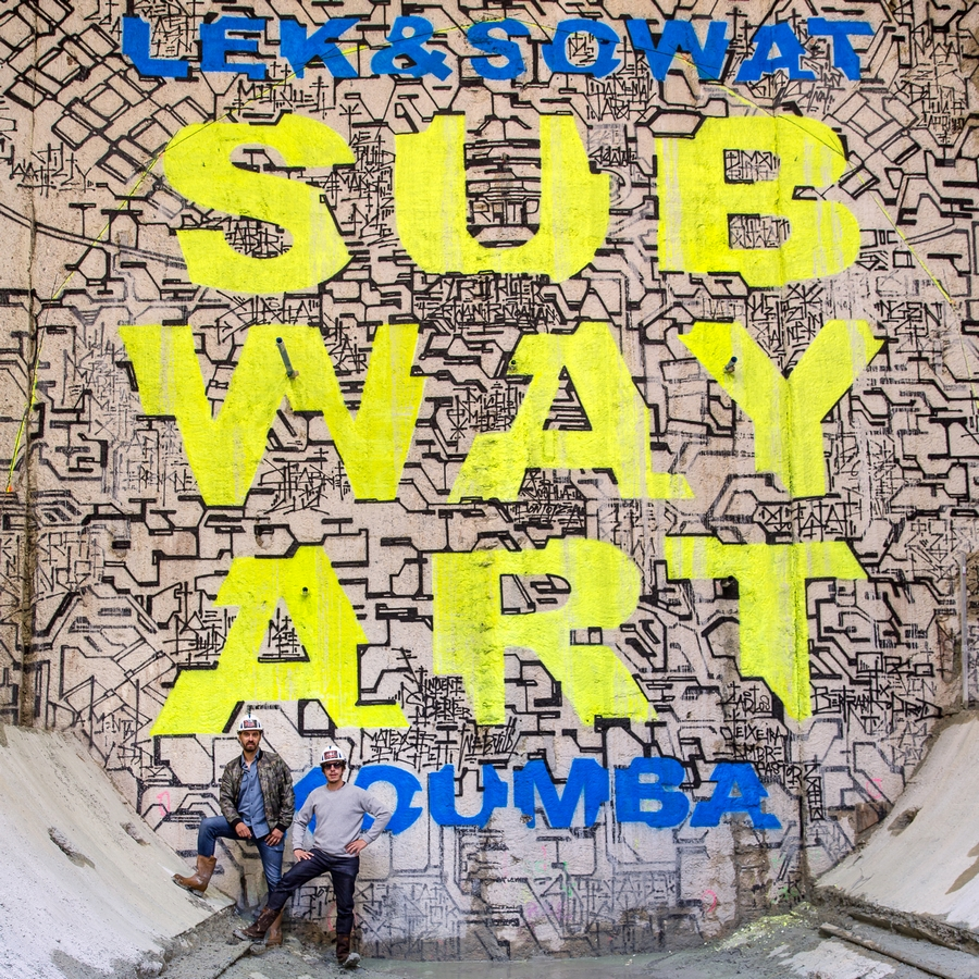 'Subway Art Breakthrough' by Lek & Sowat