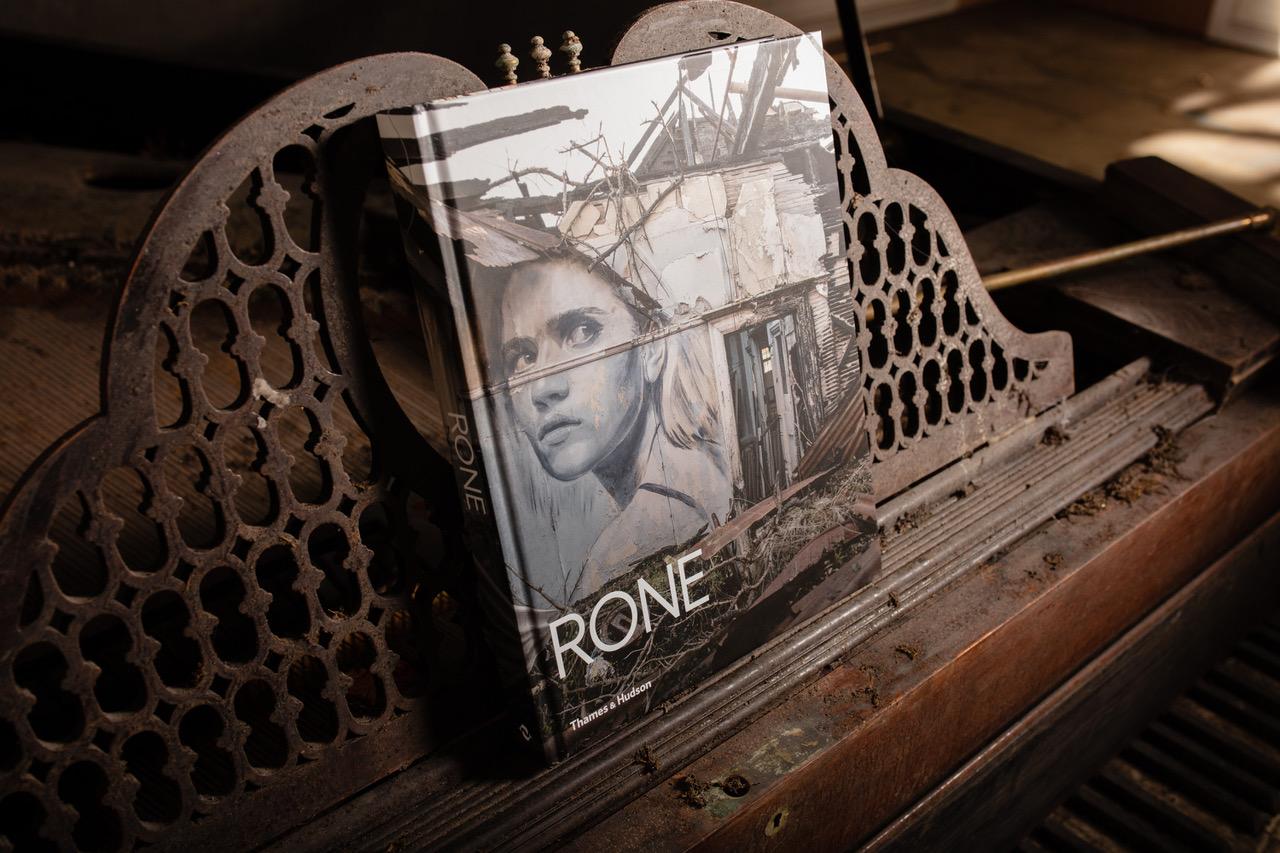 Rone, o Livro