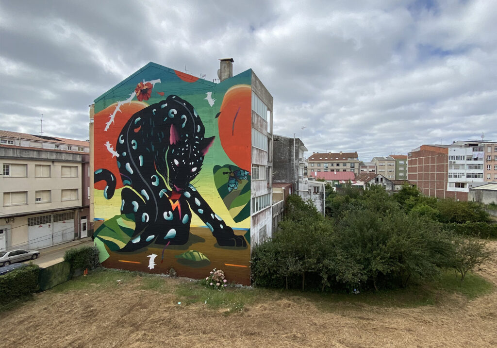 """RESILIENCE"" by Sabek in Galicia, Spain"