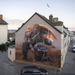 """Le Pêcheur"" by Telmo Miel in Boulogne, France"