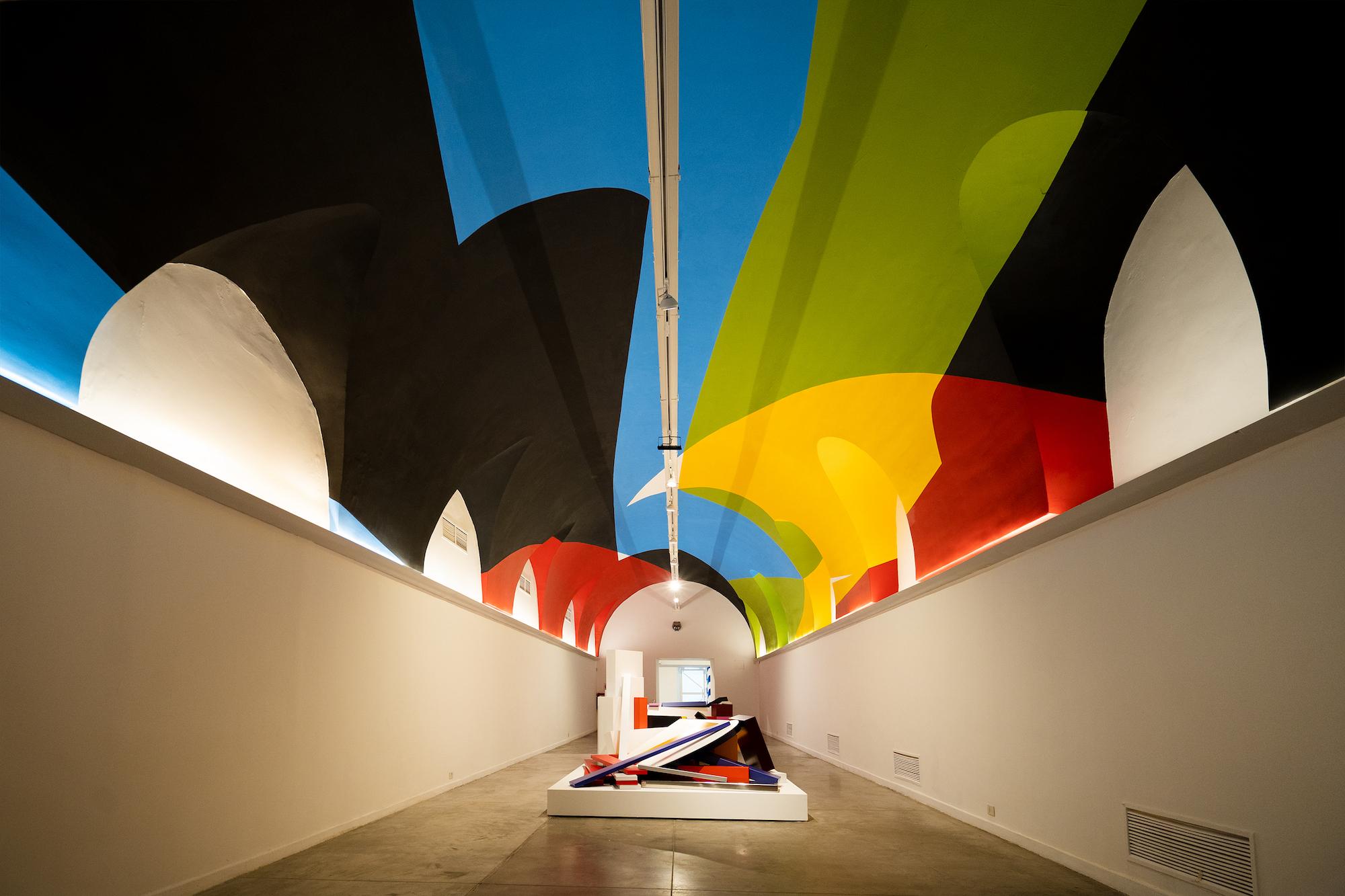 Novos trabalhos de Elian Chali na Argentina, EUA, e Taiwan Artes & contextos Centro Cultural Recoleta BsAs. Arg 5 LQ