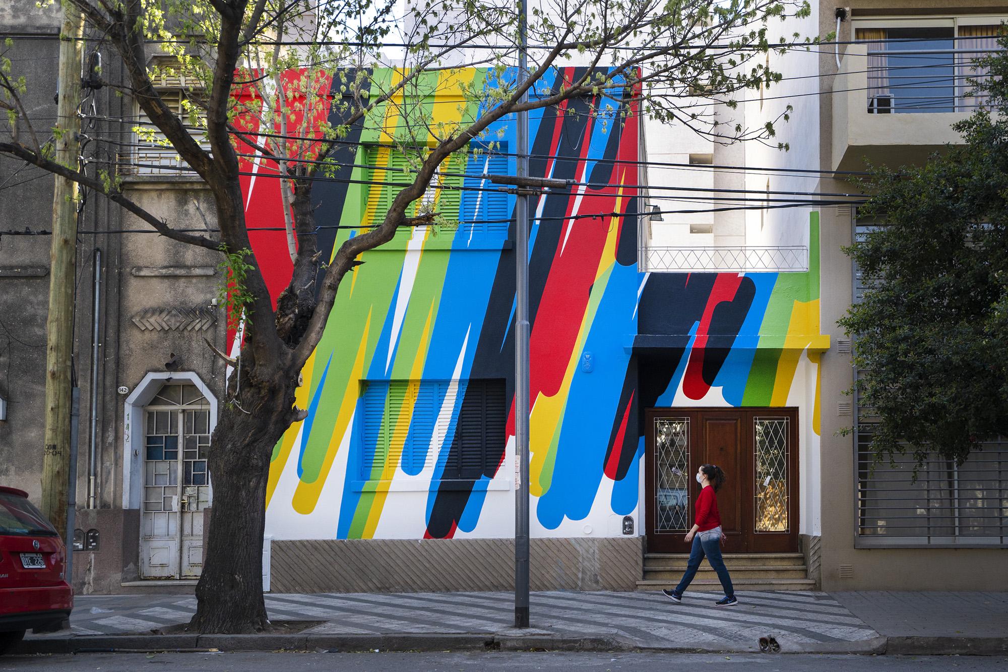 Novos trabalhos de Elian Chali na Argentina, EUA, e Taiwan Artes & contextos Cofico CBA AR 1 LQ