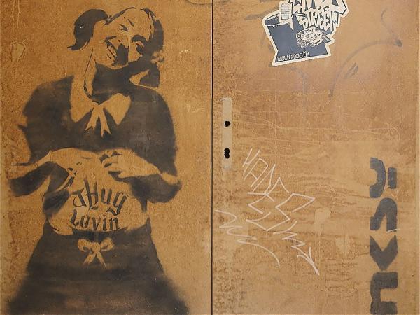 Descobrindo Banksy – Parte 4 Artes & contextos 1433975059203438