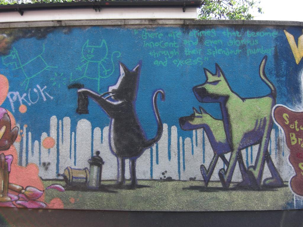 Descobrindo Banksy – Parte 3 (Esboços) Artes & contextos 3750190968 397262dcfa b