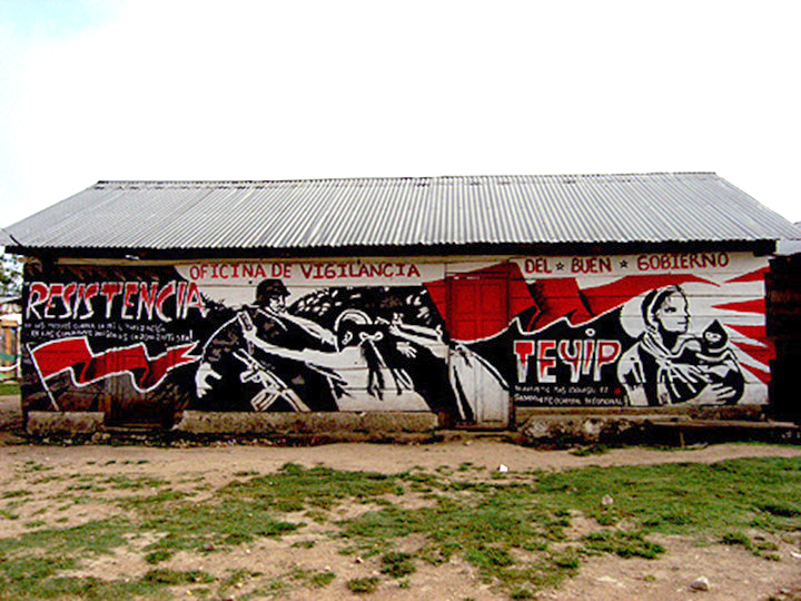 Descobrindo Banksy – Parte 4 Artes & contextos Chiapas Mexico 1999 copy 1