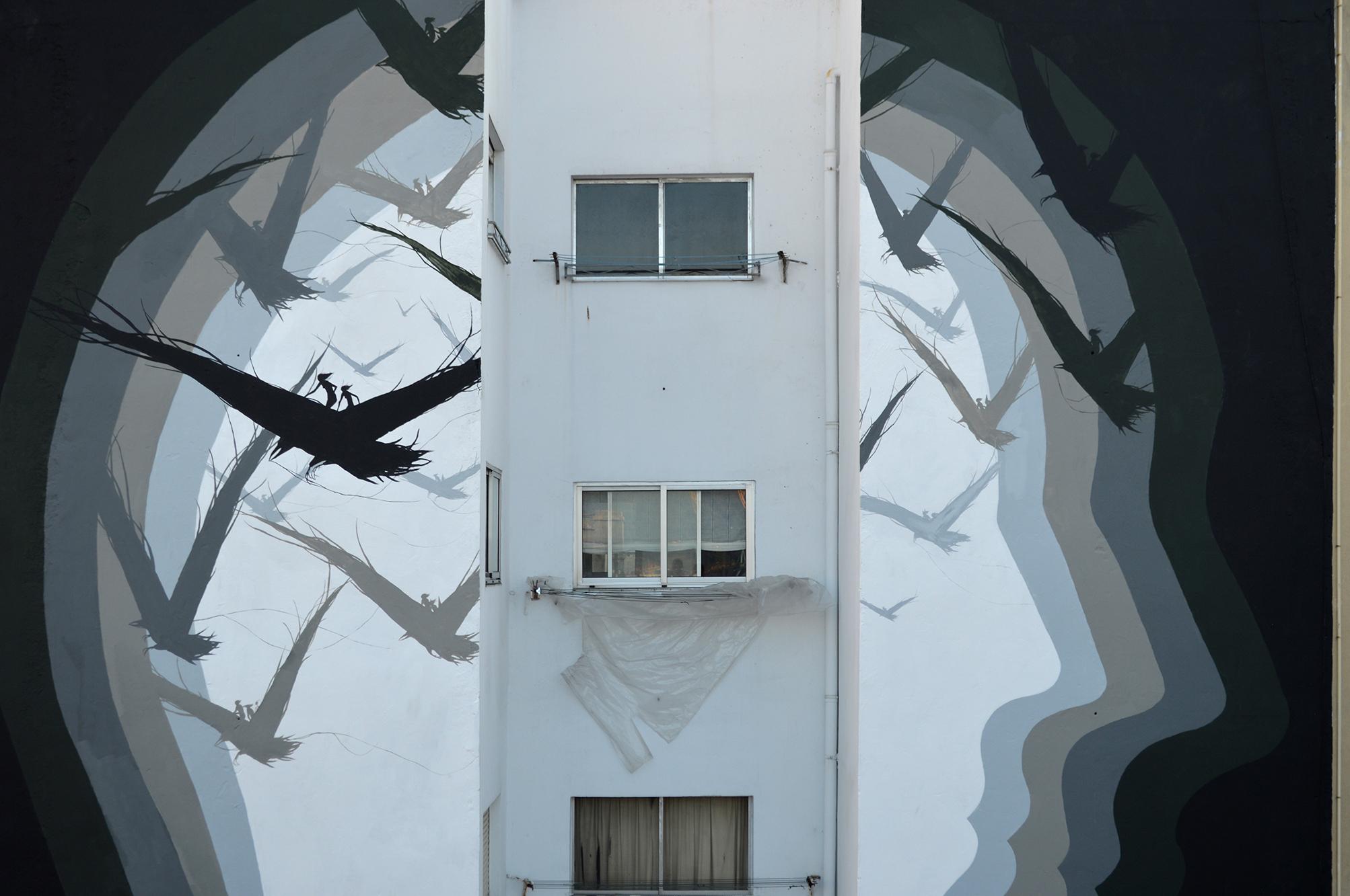 """""""O Espelho Mudo"""" de David de la Mano Artes & contextos ElEspejoMudo Vigo Spain DaviddelaMano2020 7"""