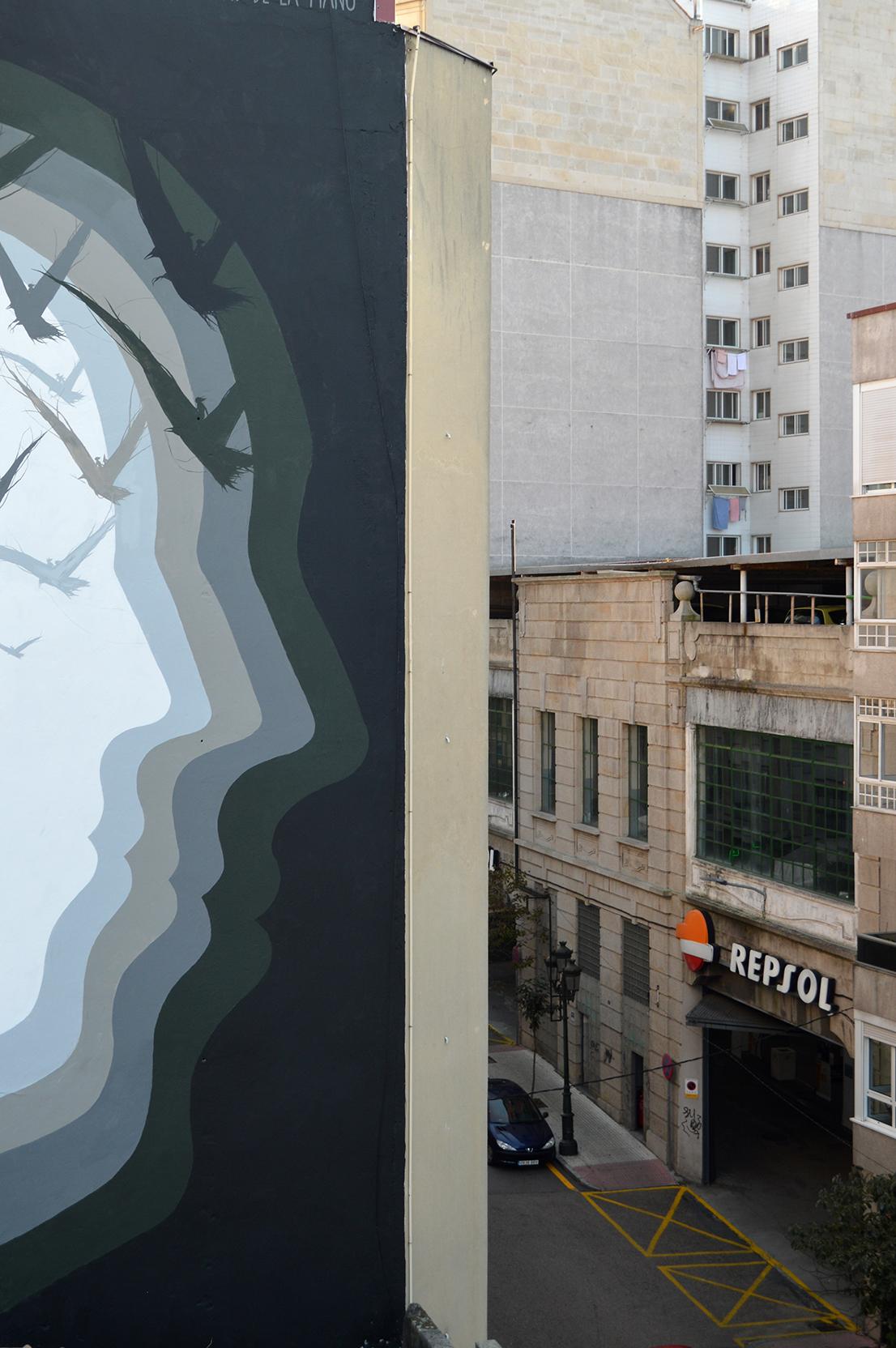 """""""O Espelho Mudo"""" de David de la Mano Artes & contextos ElEspejoMudo Vigo Spain DaviddelaMano2020 9"""