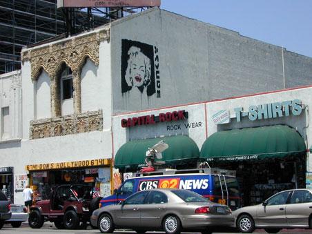 Descobrindo Banksy – Parte 4 Artes & contextos Los Angeles 2 copy