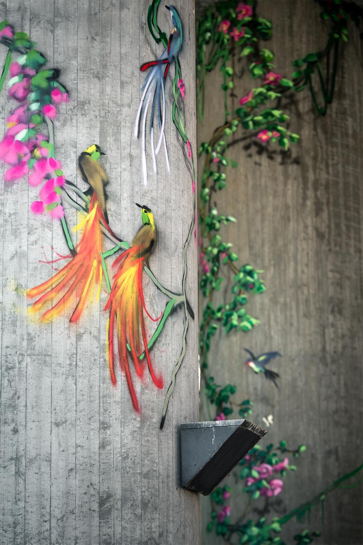 """""""Selva de Cimento"""" de Xenz Artes & contextos Nima Taheri Graeme Xenz 2020 76"""