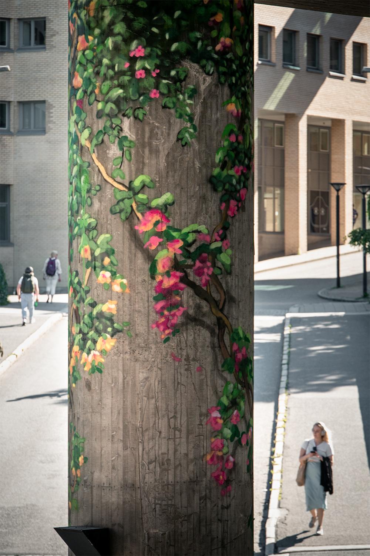 """""""Selva de Cimento"""" de Xenz Artes & contextos Nima Taheri Graeme Xenz 2020 79"""